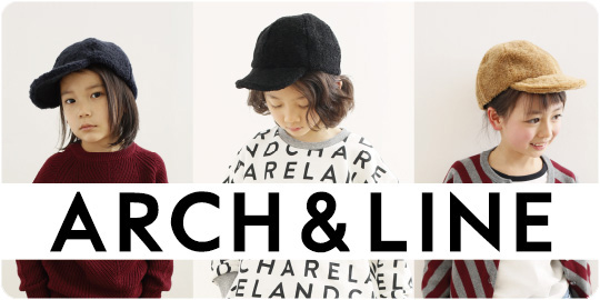 ARCH&LINE 2017 Autumn Winter