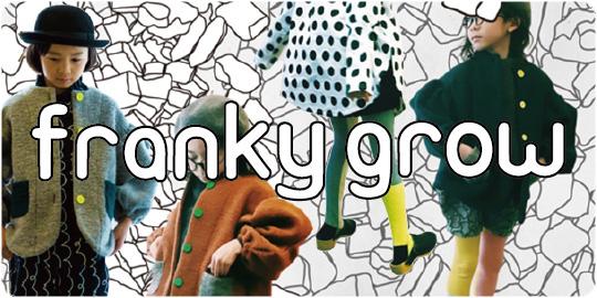 Franky Grow 2017 Autumn Winter