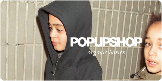 POPUPSHOP 2018 Autumn Winter