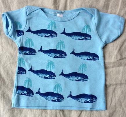 ラッキーフィッシュ鯨