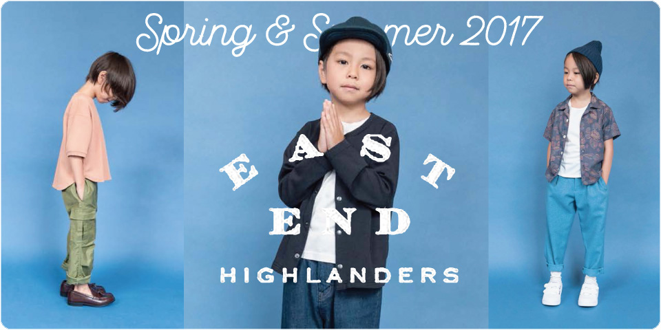 East End Highlanders 2017 Spring Summer