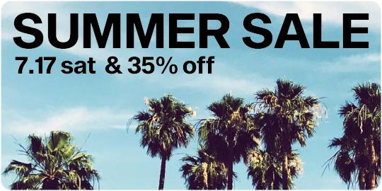 Summer Sale 2019 サマーセール