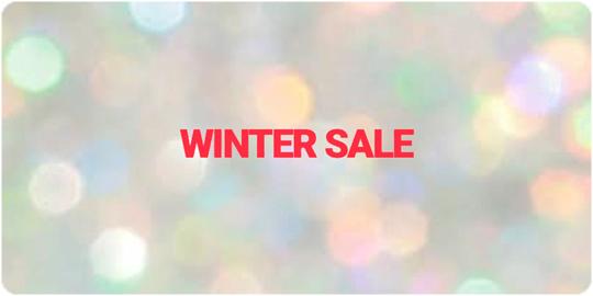 Winter Sale 2020 ウィンターセール