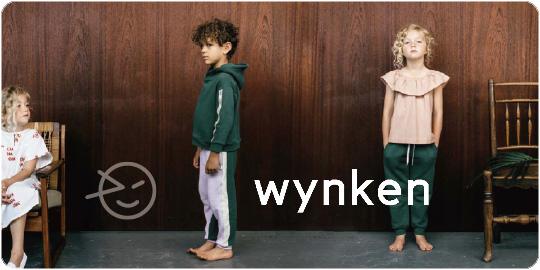 Wynken ウィンケン 2019 Spring Summer