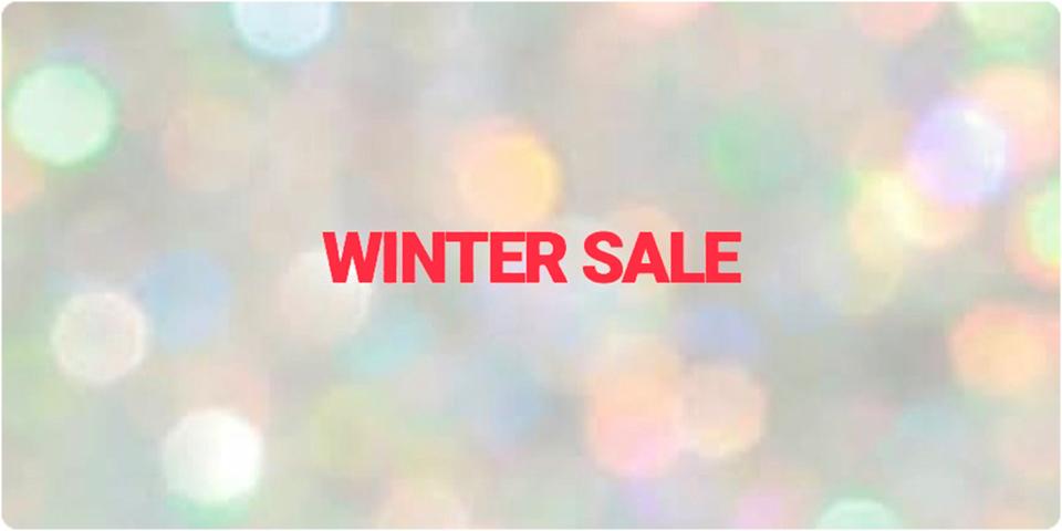 Winter Presale